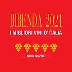 BIBENDA 2021 5 GRAPPOLI ECCELLENZA MIGLIORI VINI