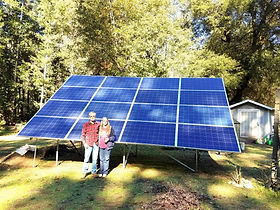 Off-Grid Solar from Six Rivers Solar