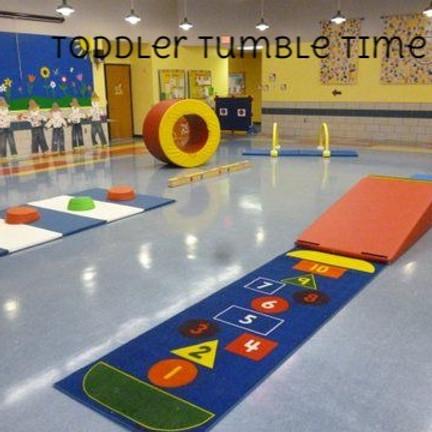 Toddler Tumble Time - Burlington