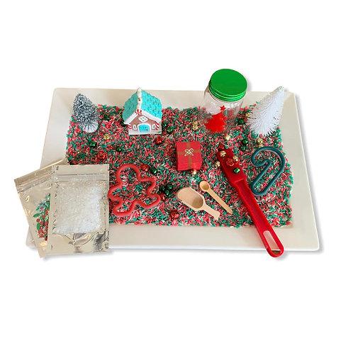 Christmas Town Sensory Kit