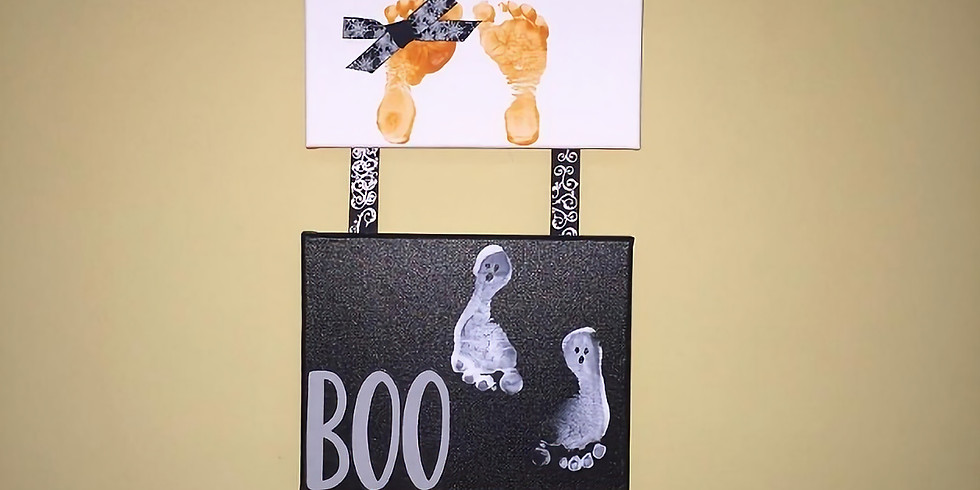 Trick or Treat Canvas Art