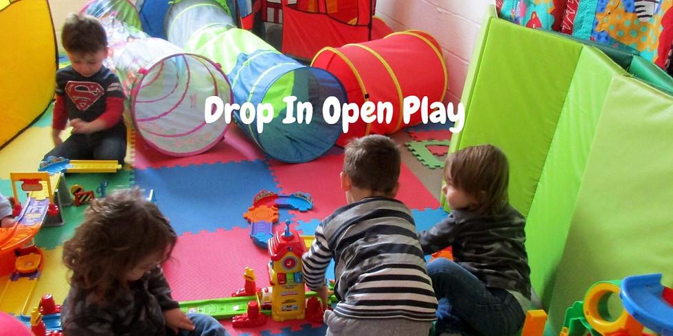 Drop In Open Play
