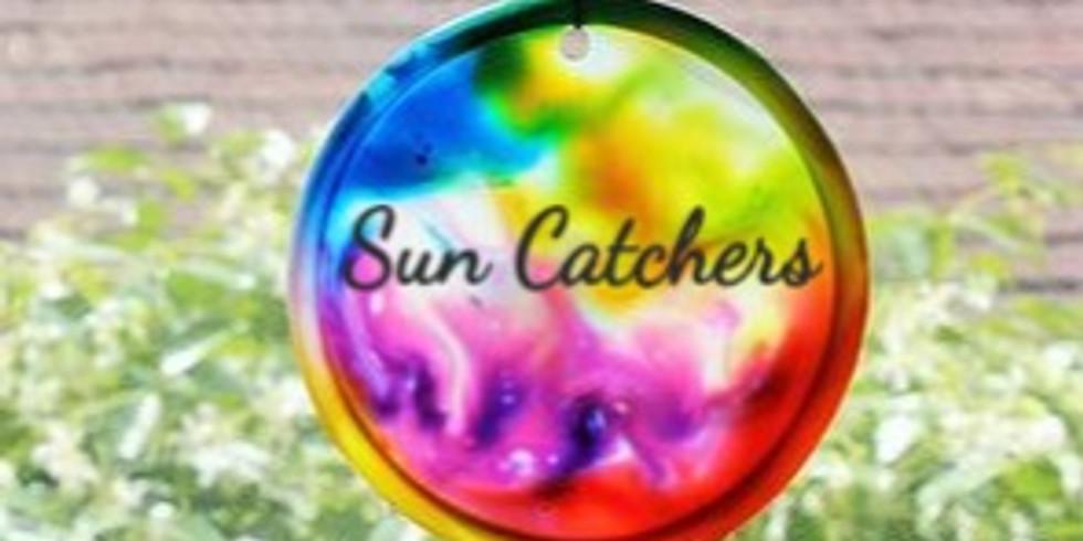 Summer Sun Catchers DIY