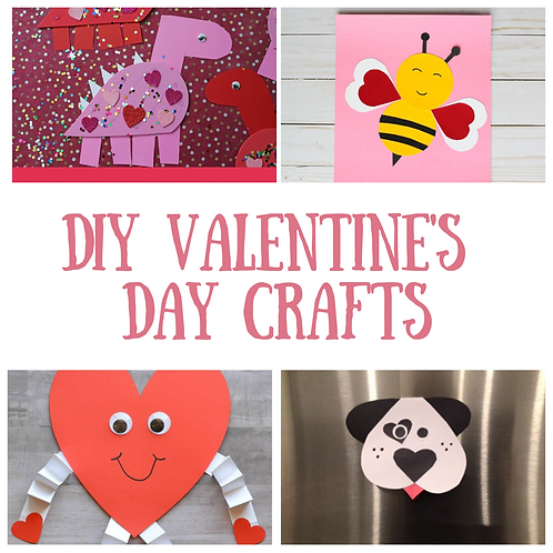 Valentines Day Craft Kits