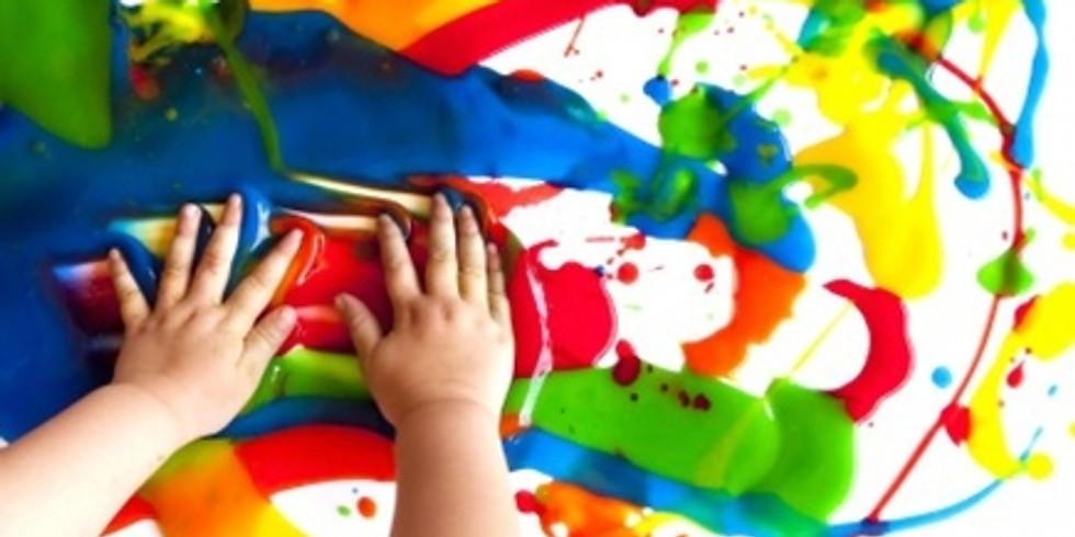 Messy Art - Waterdown