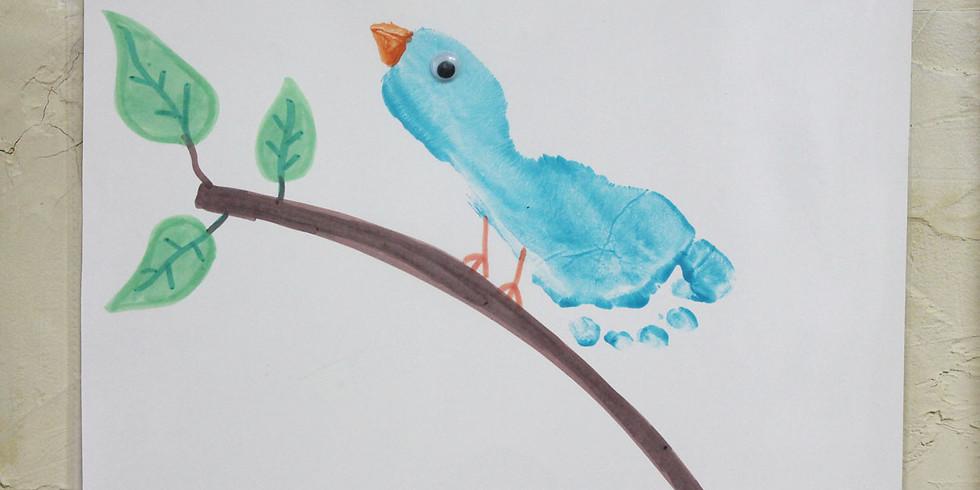Mama's Tweetheart craft - Burlington