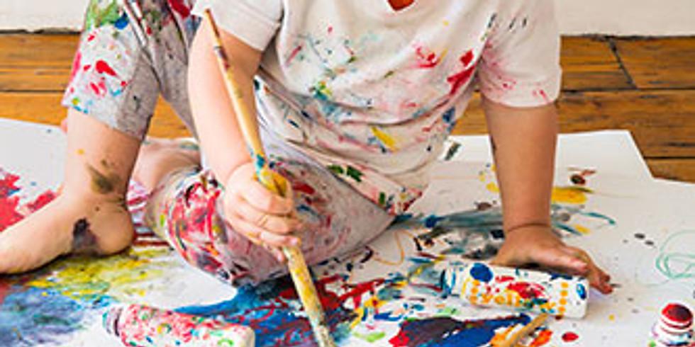 4 Week Messy Art - Waterdown