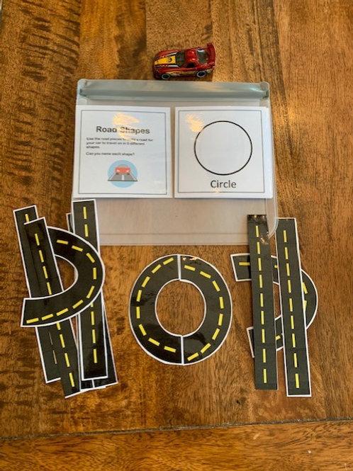 Car and Shape Kit