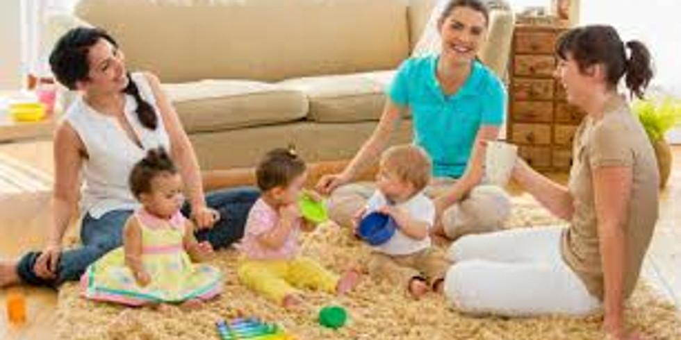 FREE - New Mom Meet Up Burlington