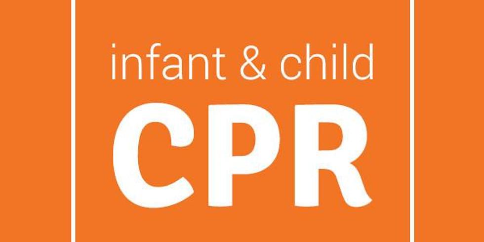 Infant and Child CPR Workshop