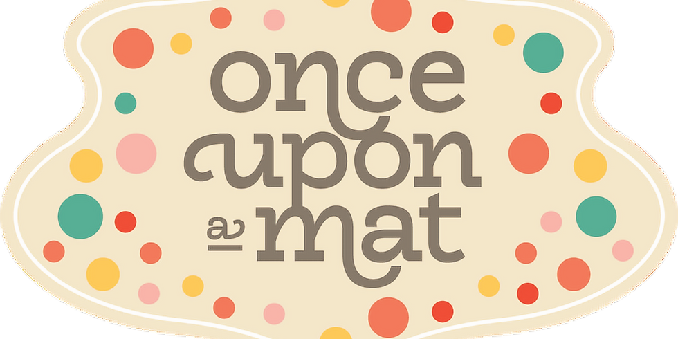 Baby Yoga Class With Once Upon A Mat