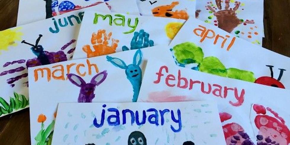 Footprint Calendar Class