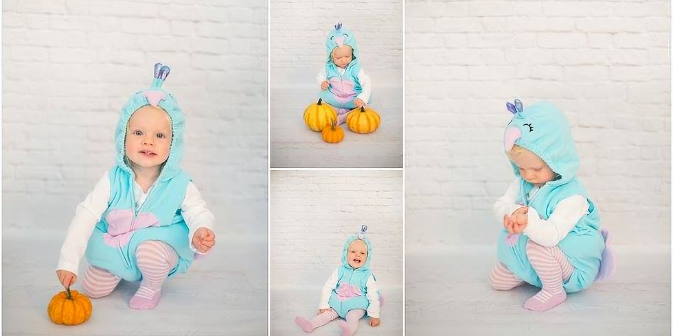 B - Halloween Minis