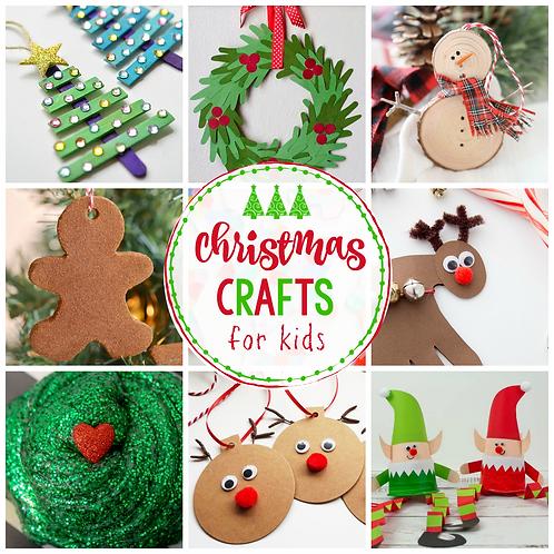 12 Days of Crafts Kit