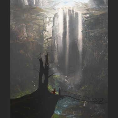 Valley of Titan
