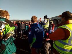 Riders Briefing