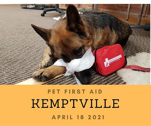 Kemptville April 18