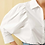 Thumbnail: Fold Pleated Lantern Sleeve Blouse
