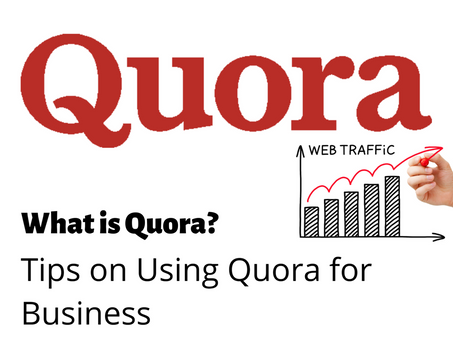 Tips on using Quora for business