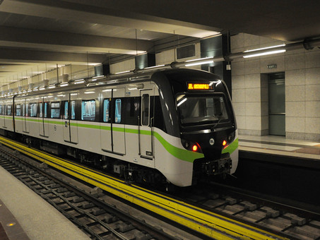 Panama Metro to Buy 70 Carriages