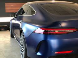 Mercedes AMG GT Karosszériavédő Fóliázás