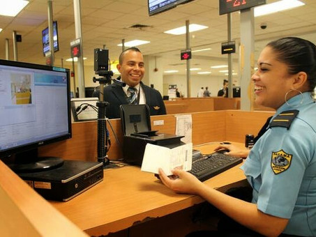 Biometric visa, border control system approved