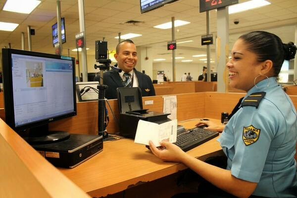 Panama - biometric border system