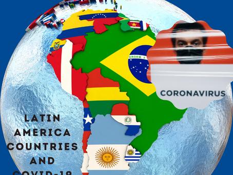 Coronavirus will Shrink Latin Economies
