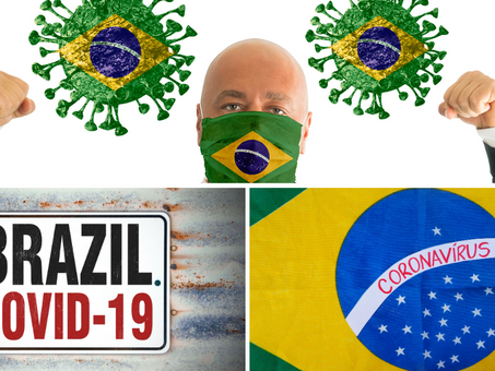 Brazil's Covid Crisis Is a Warning to the Whole World