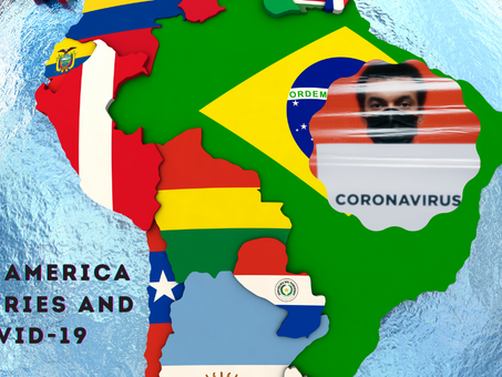 Great news, Latin America received COVID-19 vaccines