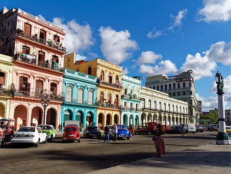 DOING BUSINESS IN CUBA?