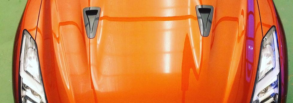 Nissan GTR Full karosszéria védő fóliázás