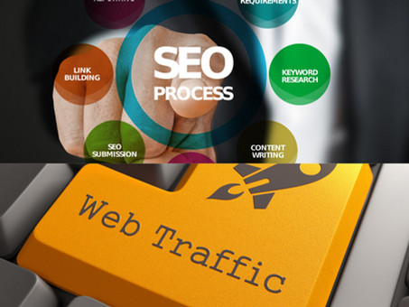 10 Ways to increase Website traffic