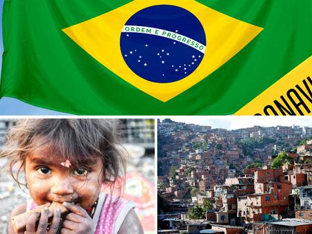 Devastado por el coronavirus, Brasil se hunde en una epidemia de hambre