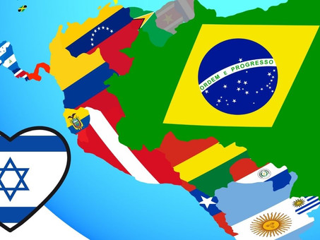 Israel Mission Abroad Central and South America