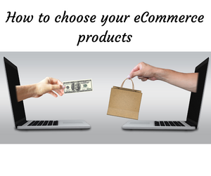 how to choose your ecommerce products