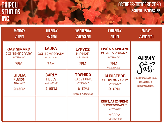 October schedule _ Tripoli (1).png