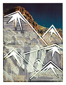 A4 Print - Mountain III