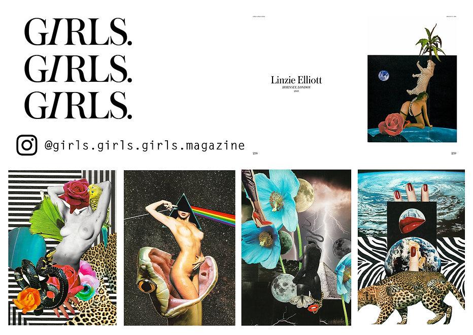 Linzie Elliott - Girls.Girls.Girls.Magaz