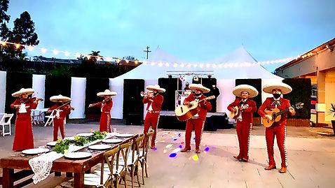 Mariachi Torres Canvas Venue, San Diego.