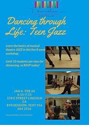 Blue Illustrated  Ballet Dance Flyer.png