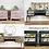 Thumbnail: Stag Minstrel Furniture, dressing table, bedside cabinets, desk, drawers