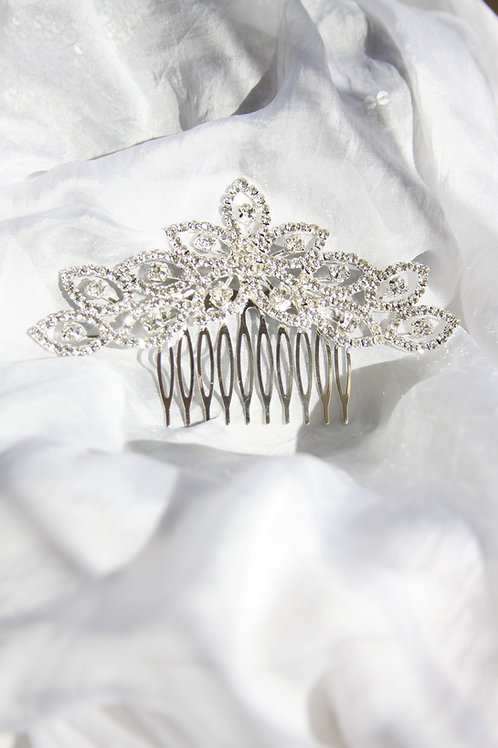Crystal Haircomb-2