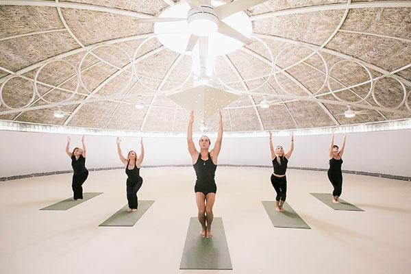 DAY 2: The yoga dome - Self Descover