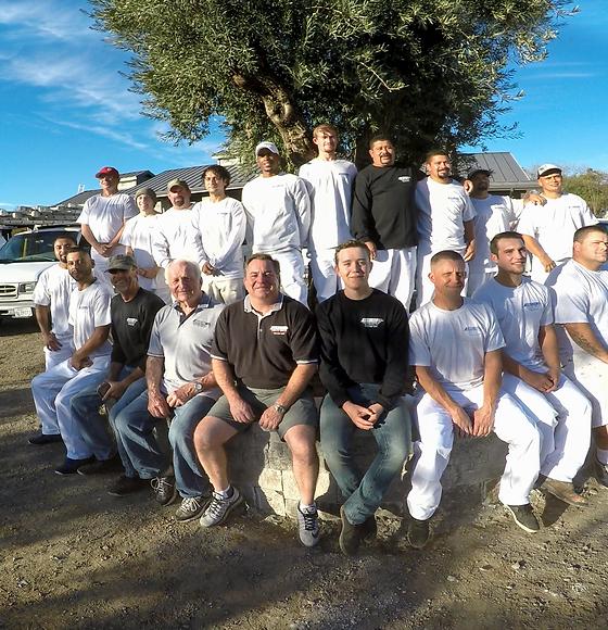 Group of painters Santa Rosa CA