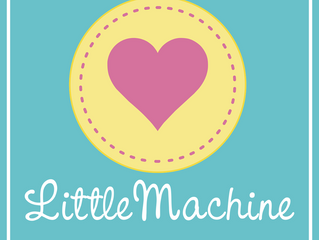 Parceiro Ronromterapia: Little Machine - Craft Studio
