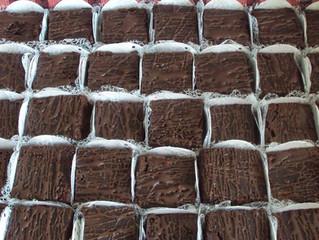 Parceiros Ronromterapia: Brownie do Divino