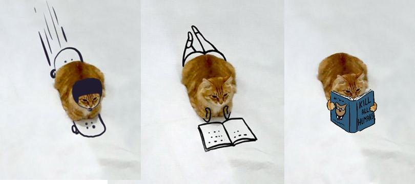Fonte: http://geekness.com.br/wp-content/uploads/2015/12/Gato-Ilustracoes-Capa.jpg