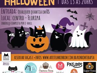 Ronromterapia de Halloween: conheça nossos parceiros para o evento