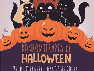Ronromterapia de Halloween - 22/10/2016